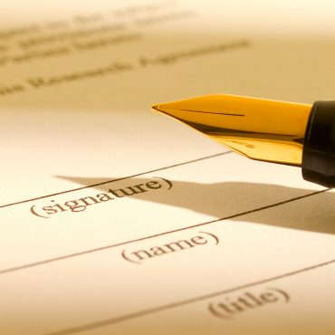 How to Sign a Contract as a Business Owner